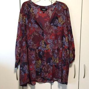 Chelsea Studio blouse, Size 30/32